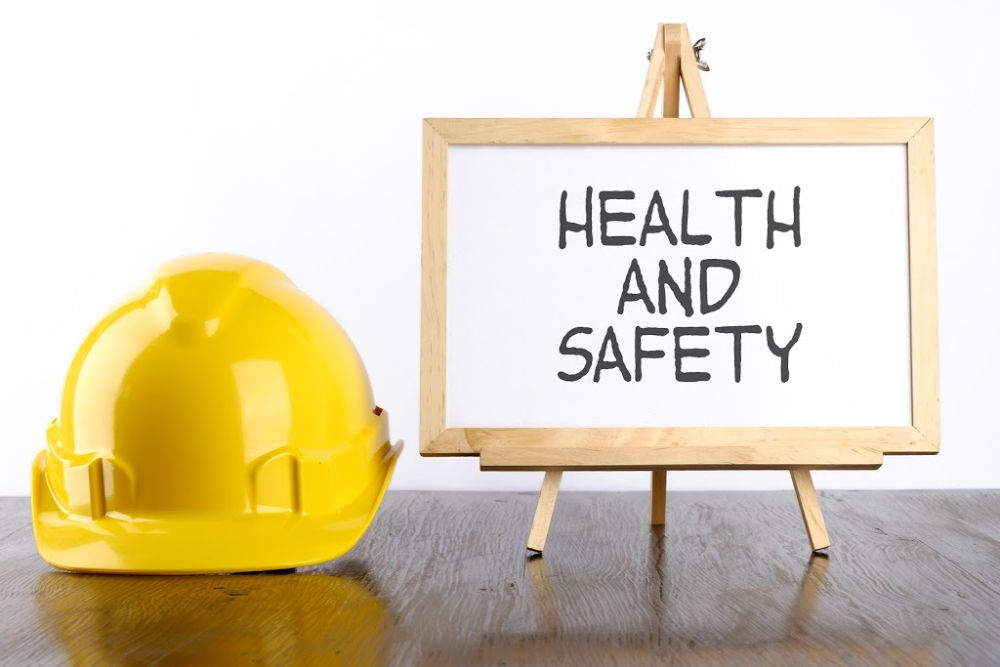 THE BUSINESS CASE FOR GOOD HEALTH AND SAFETY PRACTICES IN THE WORKPLACE.